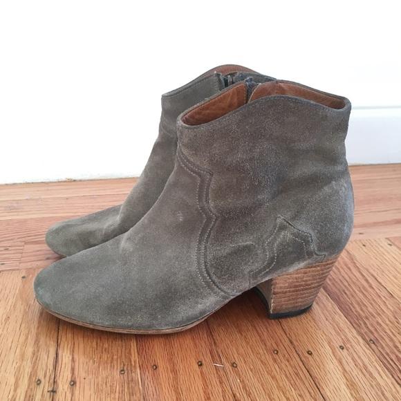 0ed544584b Isabel Marant Shoes - Isabel Marant Dicker Boots 36